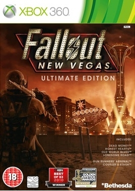 Fallout New Vegas Ultimate Edition (Xbox 360)